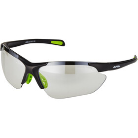 Alpina Jalix Gafas, black matt-green